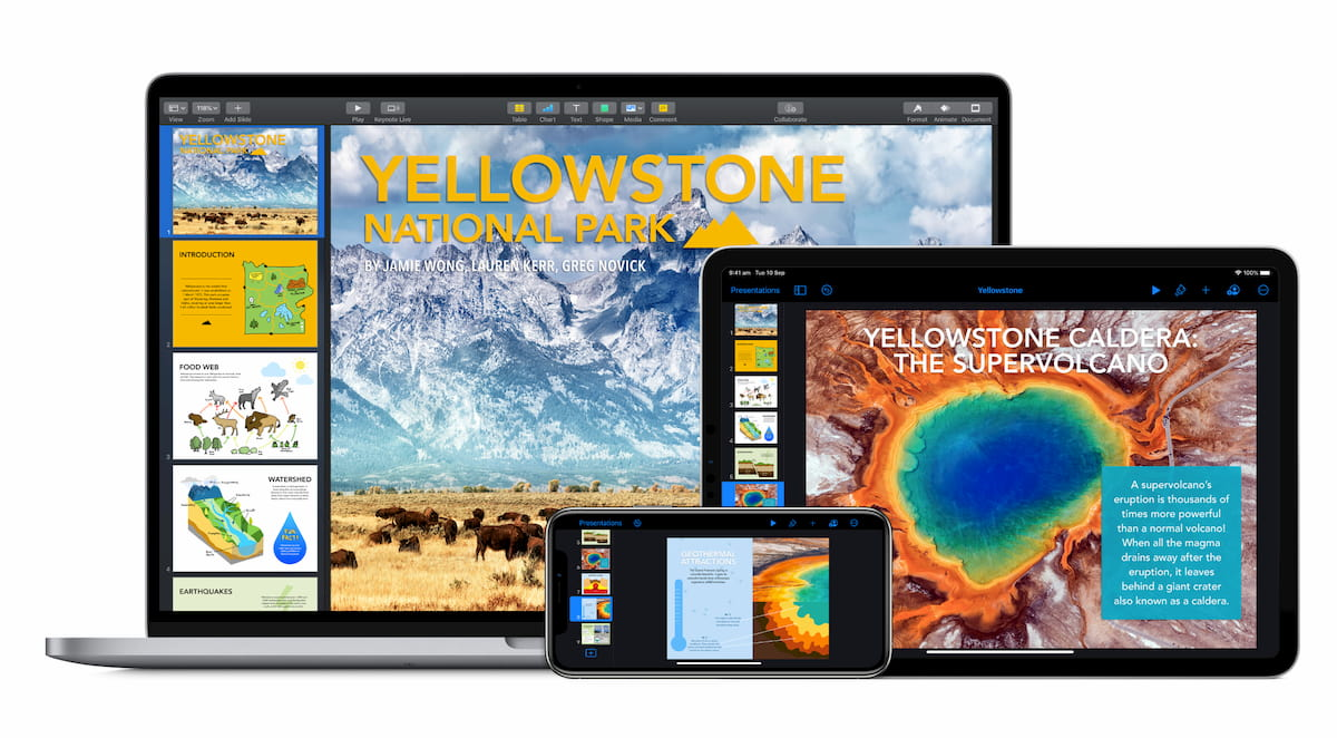 Apple Devices for Education